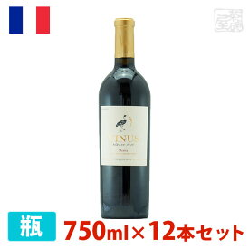 ヴィニウス リザーヴ メルロー 750ml 12本セット 赤ワイン 辛口 フランス