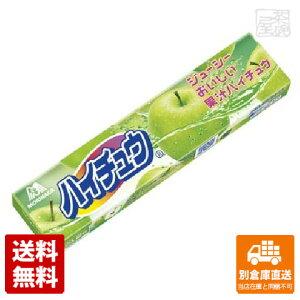 森永製菓 ハイチュウ グリーンアップル 12粒 x12 セット 【送料無料 同梱不可 別倉庫直送】