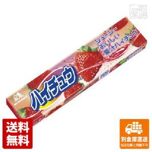 森永製菓 ハイチュウ ストロベリー 12粒 x12 セット 【送料無料 同梱不可 別倉庫直送】