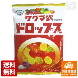 佐久間製菓 サクマ式ドロップスP 120g x6 セット 【送料無料 同梱不可 別倉庫直送】