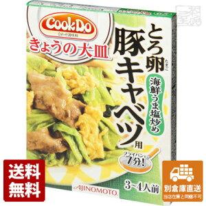 味の素 CookDo とろ卵豚キャベツ 100g x10 セット 【送料無料 同梱不可 別倉庫直送】