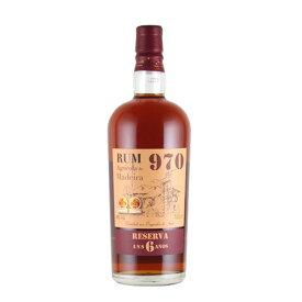 マディラ ラム 970 6年 40度 700ml ファリア・イ・フィルホス 正規 アグリコールラム酒 マデイラ