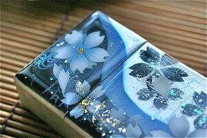 【桜色】携帯灰皿「都」匠の技!桜色限定シガレットケース!職人の手作り!和柄オリジナル商品です!