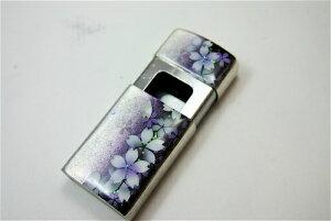 【桜色】携帯灰皿「伊」 匠の技!桜色限定シガレットケース!職人の手作り!和柄オリジナル商品です!