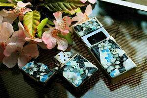 【桜色】携帯灰皿「阿」匠の技!桜色限定シガレットケース!職人の手作り!和柄オリジナル商品です!