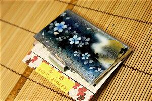 【送料無料】和柄名刺入れ「差」匠の技!期間限定カードケース!職人の手作り!オリジナル和雑貨!