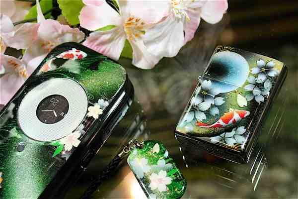 【名入れ】和柄zippo「手」匠の技!桜色限定ジッポ!職人の手作り!オリジナル和風ライター!ギフト&プレゼント&自分のご褒美!
