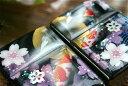 【名入れ】和柄ペアzippo「詩」匠の技!桜色限定ペアジッポ!職人の手作り!オリジナル和風ペアライター!ギフト&プレ…