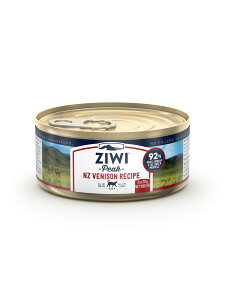 【スーパーセール期間中エントリーでP14倍】ZIWI Peak(ジウィピーク) キャット缶ベニソン85g(キャットフード)【正規品】