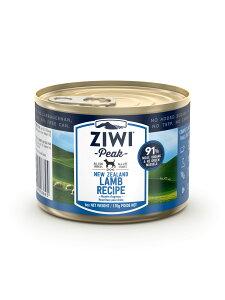 【スーパーセール期間中エントリーでP14倍】ZIWI Peak(ジウィピーク) ドッグ缶ラム170g(ドッグフード)【正規品】