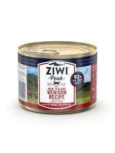 【スーパーセール期間中エントリーでP14倍】ZIWI Peak(ジウィピーク) キャット缶ベニソン185g(キャットフード)【正規品】