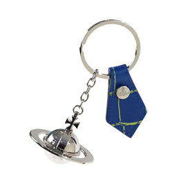ヴィヴィアンウエストウッド キーリング Vivienne Westwood 321493 ROUND ORB SILVER GADGET ランドオーブ シルバー ガジェット キーホルダー BLUE ブルー+イエロー