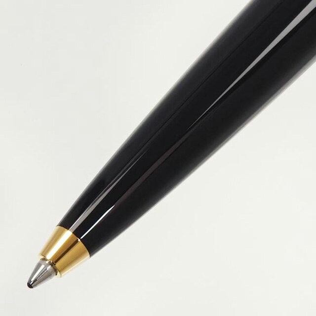 カルティエ Cartier ST180003 ペン ボールペン Diabolo de Cartier pen ディアボロ ドゥ カルティエ ボールペン ブラック コンポジット 高級 プレゼント ブランド 新品