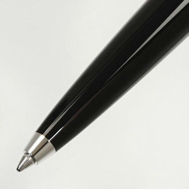 カルティエ Cartier ST180010 ペン ボールペン Diabolo de Cartier pen ディアボロ ドゥ カルティエ ボールペン ブラック コンポジット 高級 プレゼント ブランド 新品