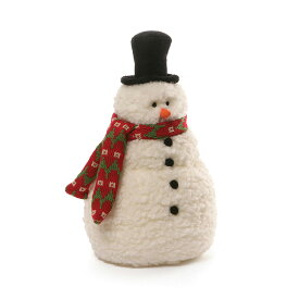 ガンド GUND スノーマン -Brrr- S 4053890 雪だるま クリスマス ハット マフラー ぬいぐるみ グッズ 人形 キッズ ベビー おもちゃ ギフト プレゼント 新品