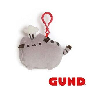 ガンド GUND プシーン キャット シェフ キーホルダー ぬいぐるみ グレー 4048885 新品 ギフト 父の日プレゼント 猫 料理人 誕生日 子供 キッズ 6歳 女の子 チャーム