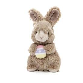 ガンド GUND リル ウィスパーズ ウィズ イースターエッグ 4061378 グレー たまご 卵 うさぎ ラビット ぬいぐるみ アニマル 動物 人形 子供 キッズ ベビー 母の日プレゼント ギフト イースター 新品