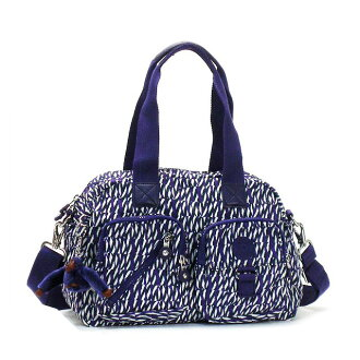 KIPLING Kipling bag shoulder bag K10971 DEFEA WOVEN PRINTT 2