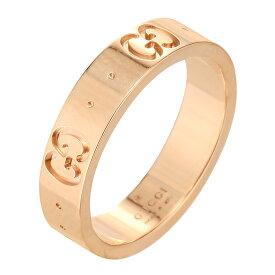 グッチ GUCCI アイコン リング ピンクゴールド 152045 J8500 5702 K18PG 指輪 レディース 女性 ユニセックス ギフト 父の日プレゼント バレンタインデー ホワイトデー 新品