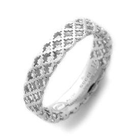 グッチ GUCCI ディアマンティッシマ リング ホワイトゴールド 341236 J8500 9000 K18WG 指輪 レディース 女性 メンズ 男性 ユニセックス ギフト プレゼント 新品