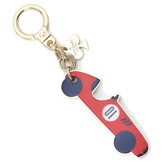 Kate spade Kate spade Keyring key chain car FAST LANE CAR key fob brand