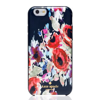 Kate spade kate spade NEW YORK IPHONE 6 / 6s case RESIN IPHONE 6 CASE HAZY FLORAL resin iPhone 6 iPhone 6 s case hazier floral mist hanging flower richneiby iPhone 6 case iPhone case iPhone cases 6 brand-new women