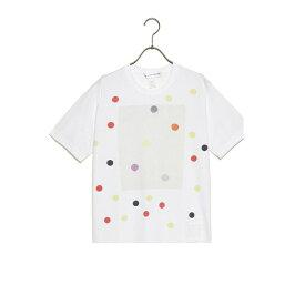 コムデギャルソン COMME des GARCONS SHIRT 半袖 Tシャツ S26115 SHIRT MARY HEILMANN TEE メアリーハイルマンコラボレーション メンズ マルチカラー トップス ショートスリーブ ロゴ 新品