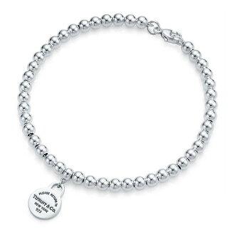 Tiffany return to Tiffany (RTT) mini round tag Bead Bracelet 23984032 fs2gm