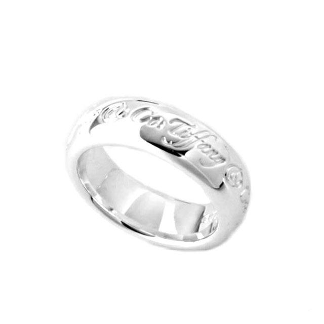 ティファニー tiffany ノーツ Tiffany&Co. リング 指輪 正規品 プレゼント レディース