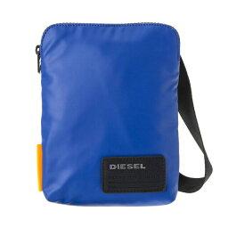 朝着柴油DIESEL包X04815 P1157 T6050斜包小肩膀SURF BLUE藍色+布萊克