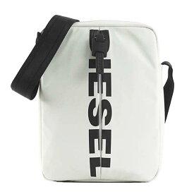 ディーゼル DIESEL バッグ X05478 P1705 H6196 F-BOLD SMALL CROSS 斜めがけバッグ ショルダーバッグ スモール WHITE ホワイト