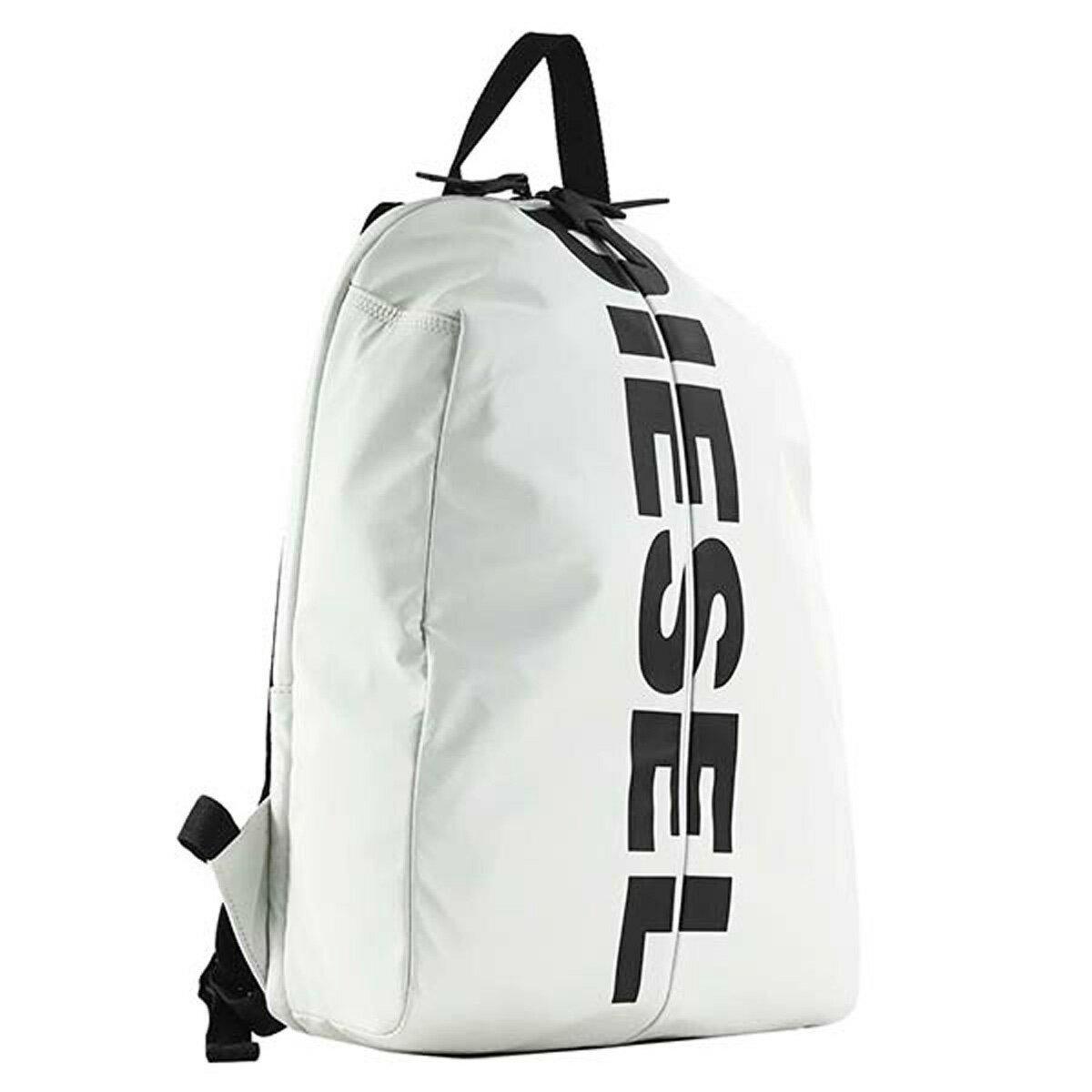 ディーゼル DIESEL リュックサック X05479 P1705 H6196 F-BOLD BACK バックパック WHITE ホワイト