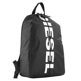 ディーゼル DIESEL リュックサック X05479 P1705 T8013 F-BOLD BACK バックパック BLACK ブラック