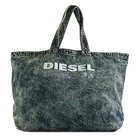ディーゼル DIESEL バッグ X05513 PR573 H1940 D-THISBAG SHOPPER L デニム トートバッグ ショルダーバッグ BLUE DENIM ブルー系