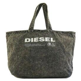 ディーゼル DIESEL バッグ X05513 PR573 H6255 D-THISBAG SHOPPER L デニム トートバッグ ショルダーバッグ DARK GREY ダークグレー系