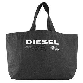 ディーゼル DIESEL バッグ X05513 PR413 T6065 D-THISBAG SHOPPER L トートバッグ ショルダーバッグ ブラック系