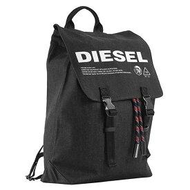 ディーゼル DIESEL リュックサック X05886 PR413 T6065 VOLPAGO BACK バックパック BLACK ブラック