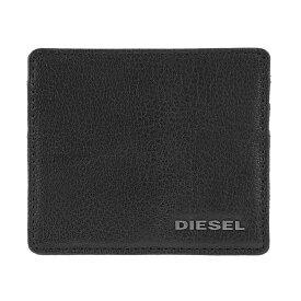 ディーゼル DIESEL カードケース X03921 PR271 T8013 スリム クレジットカードケース 名刺入れ ブラック