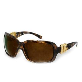 ドルチェ&ガッバーナ Dolce&Gabbana D&G サングラス レディース ブランド 丸 ブラウン ブラウンマーブル 茶色 レア 新品 正規品