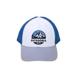 パタゴニア FITZ ROY SCOPE LOPRO TRUCKER メッシュ キャップ 帽子 38284 WHI ホワイト