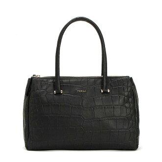 FURLA FURLA 袋女士手提包手提包肩包品牌莲花 M 旅行包