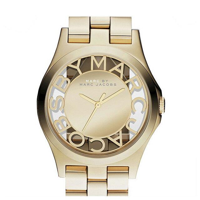 マークバイマークジェイコブス MARC BY MARC JACOBS 腕時計 レディース ブランド ☆存在感のアル大きめサイズで手元にインパクト☆