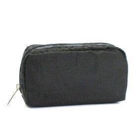 レスポートサック ショルダーバッグ LeSportsac ポーチ RECTANGULAR COSMETIC 6511 5922 レクタンギュラーコスメティック 化粧ポーチ コスメポーチ BLACK ブラック