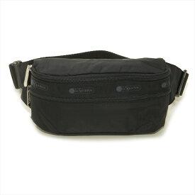 レスポートサック LeSportsac バッグ ウエストバッグ ウエストポーチ 5303 5982 DOUBLE ZIP BELT BAG ダブルジップベルトバッグ BLACK ブラック