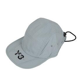 ワイスリー Y-3 キャップ 帽子 つば メンズ レディース DY9349 FOLDABLE フォルダブル KUMO GREY ライトグレー 系