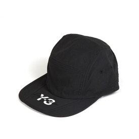 ワイスリー Y-3 キャップ 帽子 つば メンズ レディース DY9350 FOLDABLE フォルダブル BLACK ブラック 黒