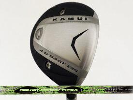 Kamui (カムイ) TP-XF SUS フェアウェイウッド TRPX RED-HOT Type-Kシャフト