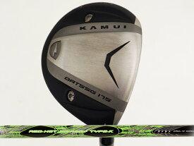 Kamui (カムイ) TP-XF Ti フェアウェイウッド TRPX RED-HOT Type-Kシャフト