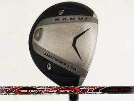 Kamui (カムイ) TP-XF Ti フェアウェイウッド TRPX RED-HOT Type-Sシャフト