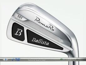 RomaRo (ロマロ) Ballista 501 アイアン 5-Pw Fire Express Spirits IRONシャフト